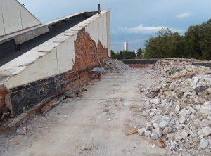 Начало выполнения комплекса восстановительных работ